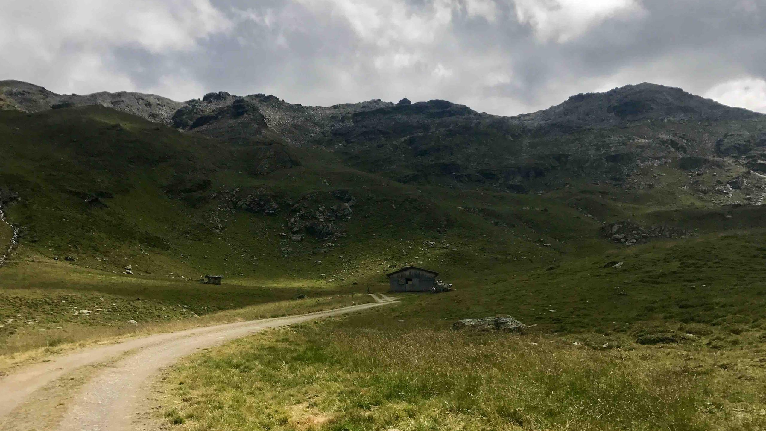 Forstweg zu den Melkboeden, Biketour Voldertal