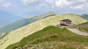 Demut-Passage Stoneman, Sexten - 2.543 m