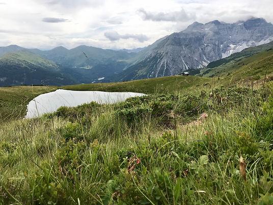 Lichtsee Biketour, Trins Tirol