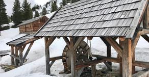 Wetterkreuzkogel, Kühtai - 2.587 m