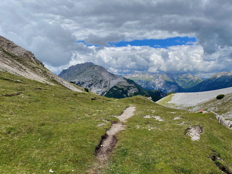 Wandersteig, Bike & Hike Höllkopf, Tirol
