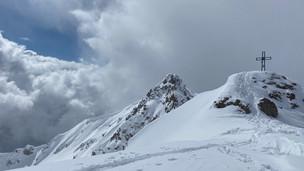 Pfoner Kreuzjöchl, Navistal - 2.640 m