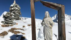 Hohe Kirche, Valstal - 2.634 m