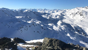 Mölserberg, Wattener Lizum - 2.479 m