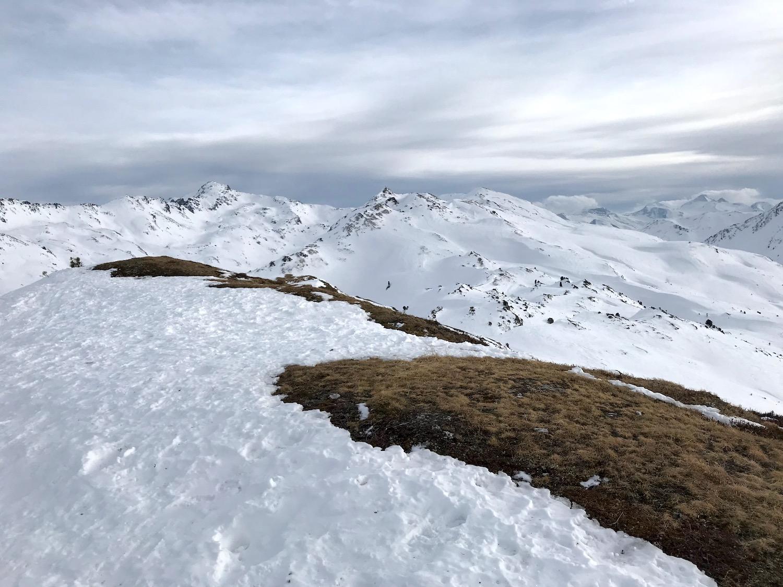 Am Grat entang zur Rosslaufspitze, Weerberg