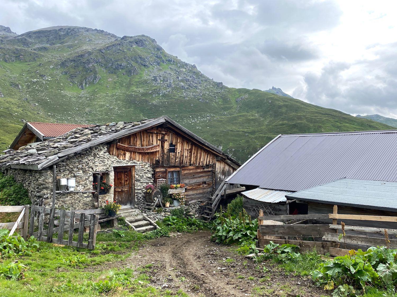 Die urige Seapn Alm, Navistal Tirol