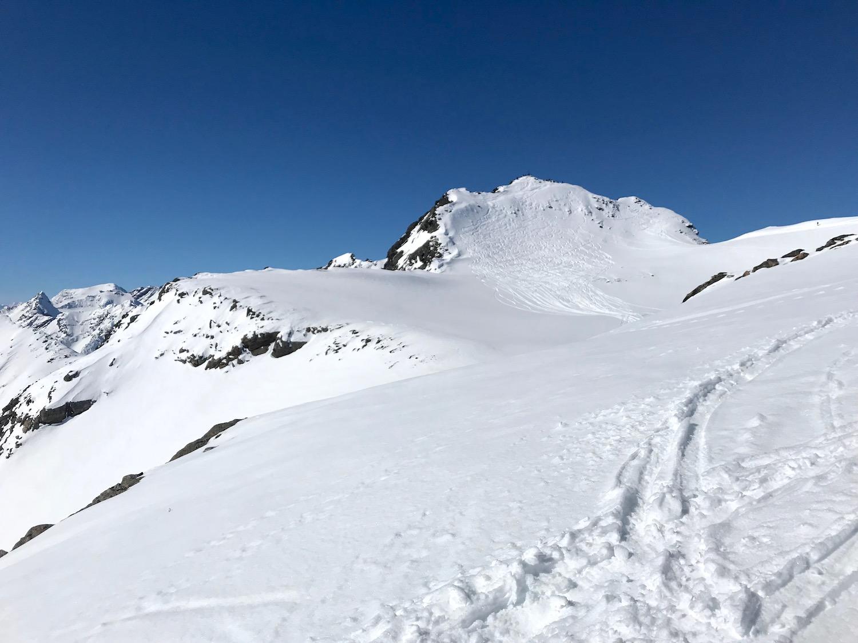 Letzter Aufstieg, Zwieselbacher Rosskogel Sellraintal
