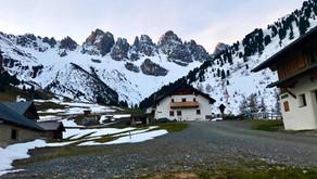 Angerbergkopf, Senderstal - 2.396 m