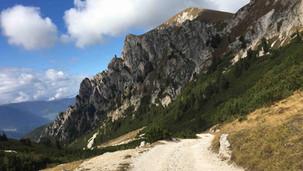 Kreuzjoch, Pragser Wildsee - 2.282 m