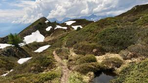 Kellerjochhütte, Pillberg in Schwaz - Bike & Hike - 2.237 m