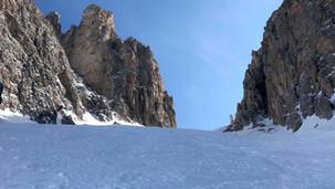 Mittagsscharte, Villnößtal - 2.597 m