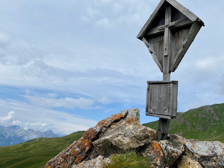Marterl am Hirschstein, Navistal Tirol