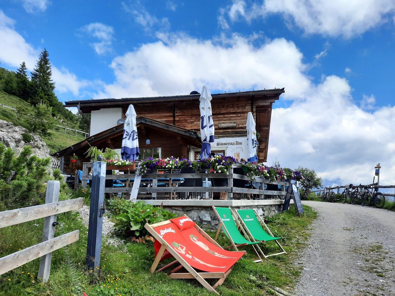 Simmering Alm, Bike & Hike Simmering, Tirol