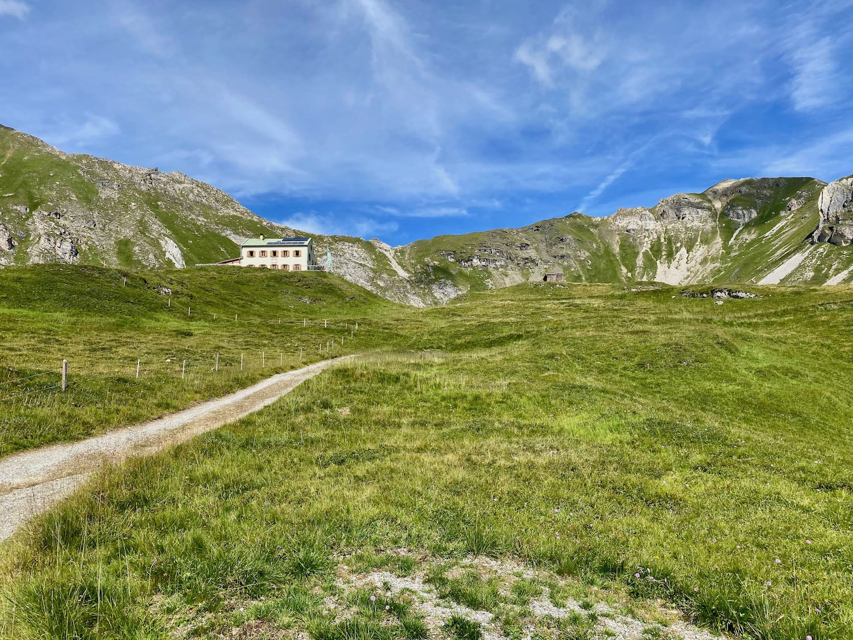 Padasterjochhaus, Gschnitztal Tirol