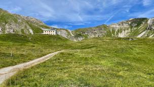 Bike & Hike Hammerspitze, Gschnitztal - 2.641 m