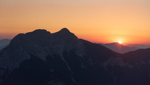 5 Touren zum Sonnenaufgang in Tirol