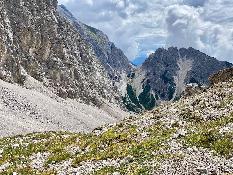Bergkette, Bike & Hike Höllkopf, Tirol
