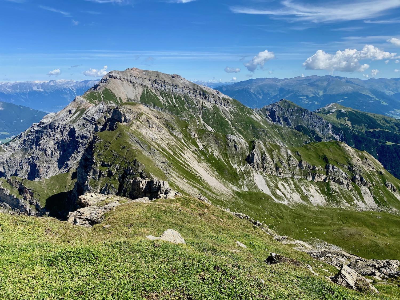Blick zu Wasenwand, Hammerspitze Tirol