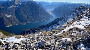 Seekarspitze, Achensee - 2.053 m