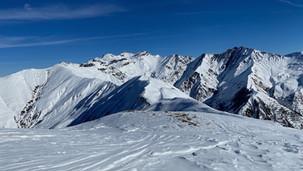 Hohe Warte, Navistal - 2.398 m