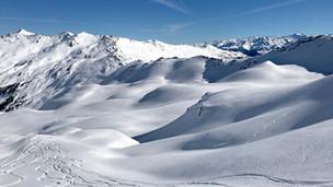 Rosskopf, Zillertal - 2.576 m
