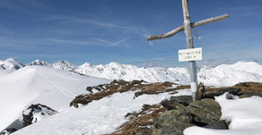 Kastenwendenkopf, Langer Grund - 2.329 m