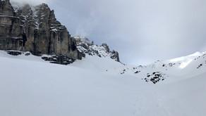 Gamskogel, Senderstal - 2.659 m