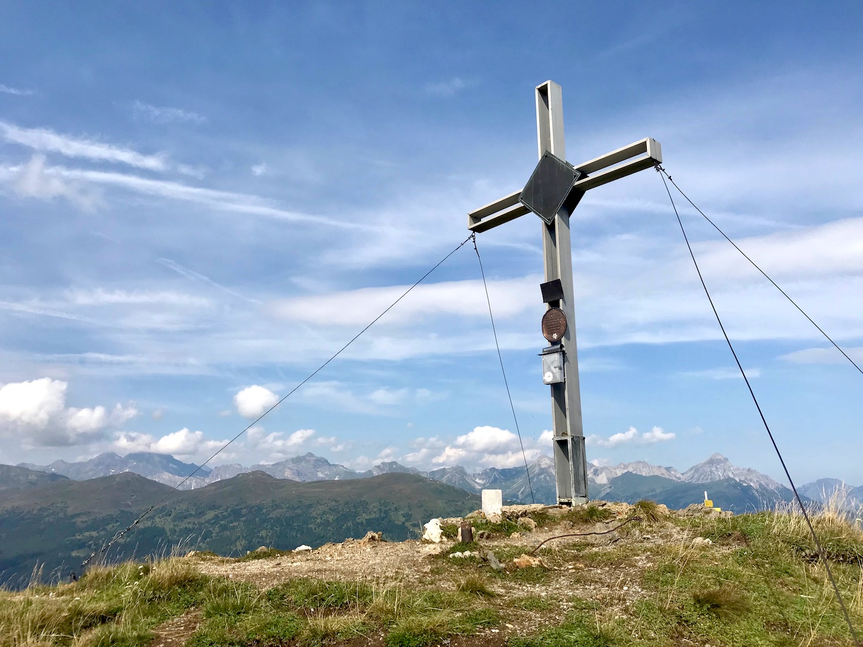 Gipfelkreuz, Padauner Kogel