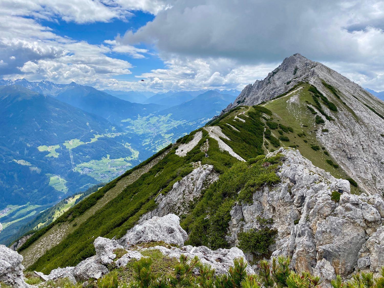 Gipfelgrat, Bike & Hike Tschirgant, Tirol