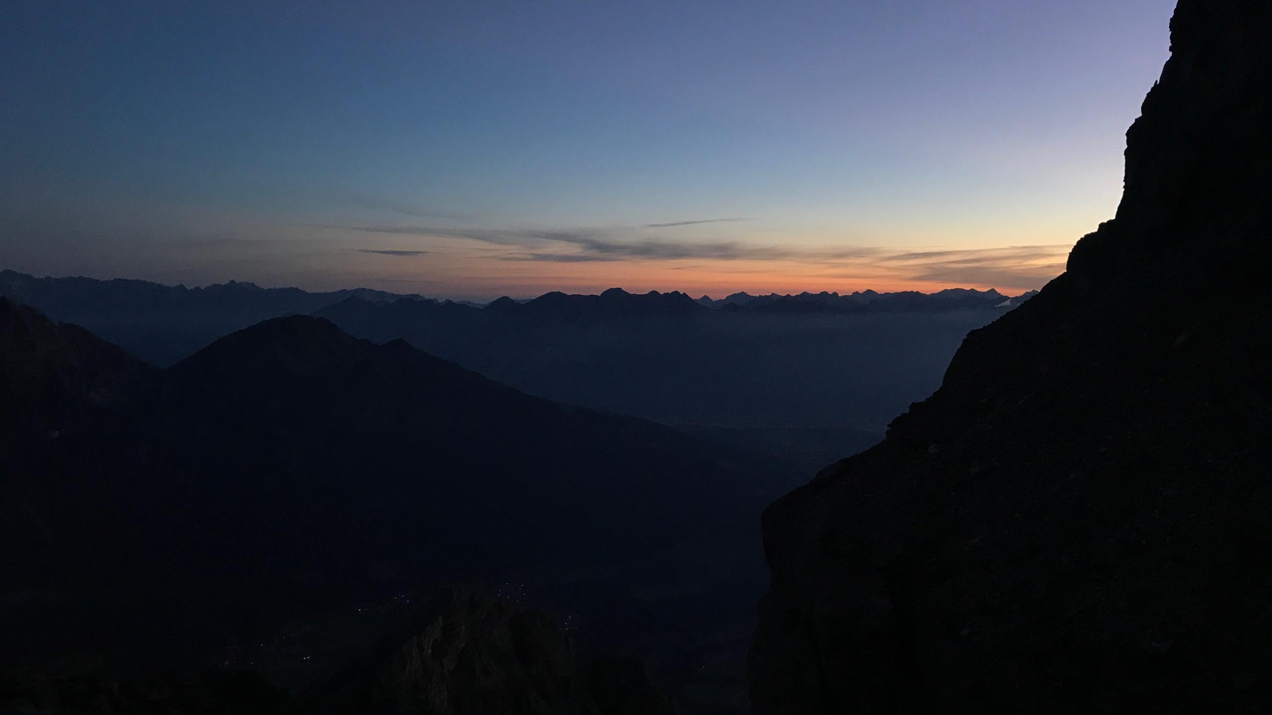 Erstes Sonnenlicht, Sonnenaufgangstour Serles