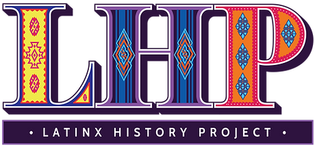 Latinx History Project Logo
