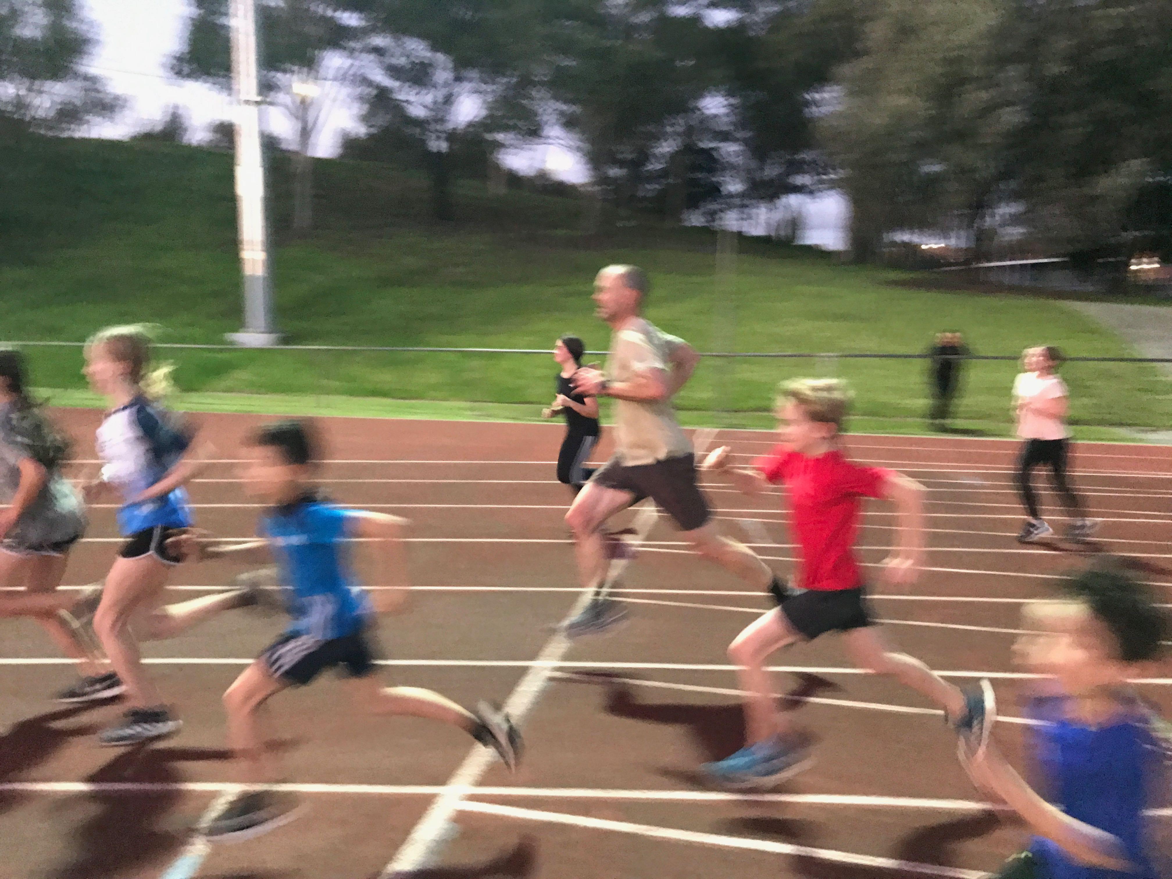 Professional Athletes Training