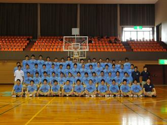 第1回福岡県大学バスケットボール新人戦