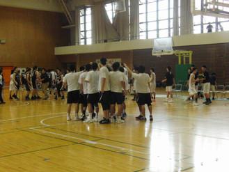 第24回全九州大学バスケットボールリーグ戦 鹿屋節