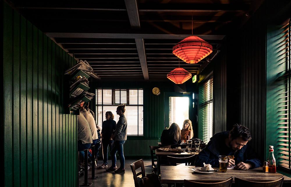 Restaurant Acoustics