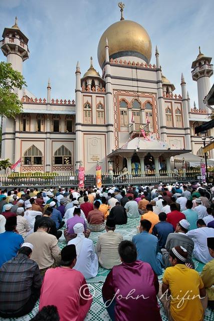 Sultan Mosque Singapore-8547