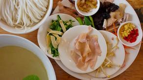 Cross Bridge Rice Noodles of Yunnan, China