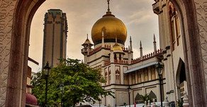 Photo Travel Asia| Sultan Mosque Singapore Hari Raya Celebration