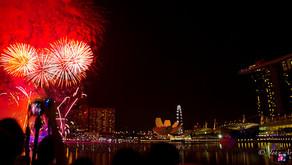 Happy New Year 2012 @ Marina Bay Sands Singapore