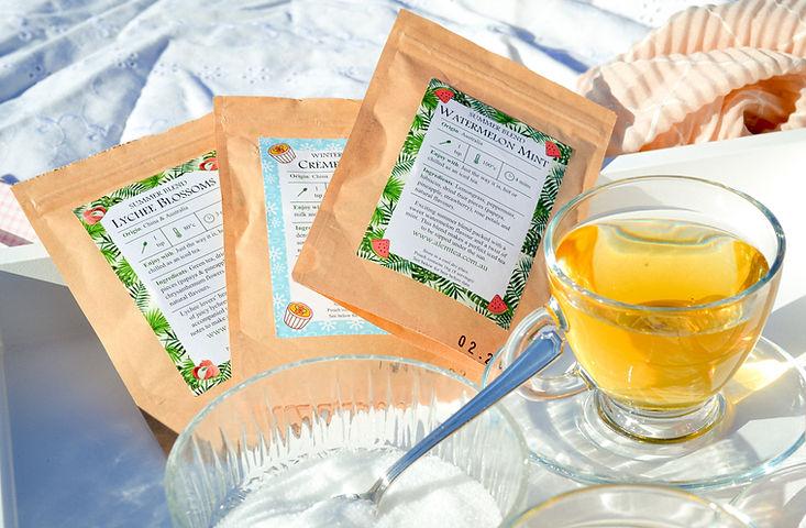 Alem Tea Pouches