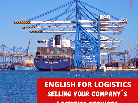 Selling  Your Company´s Logistics Services
