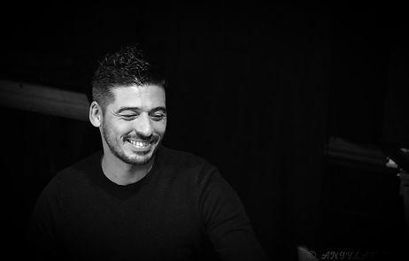 Matteo Minchillo - sorriso - pianista