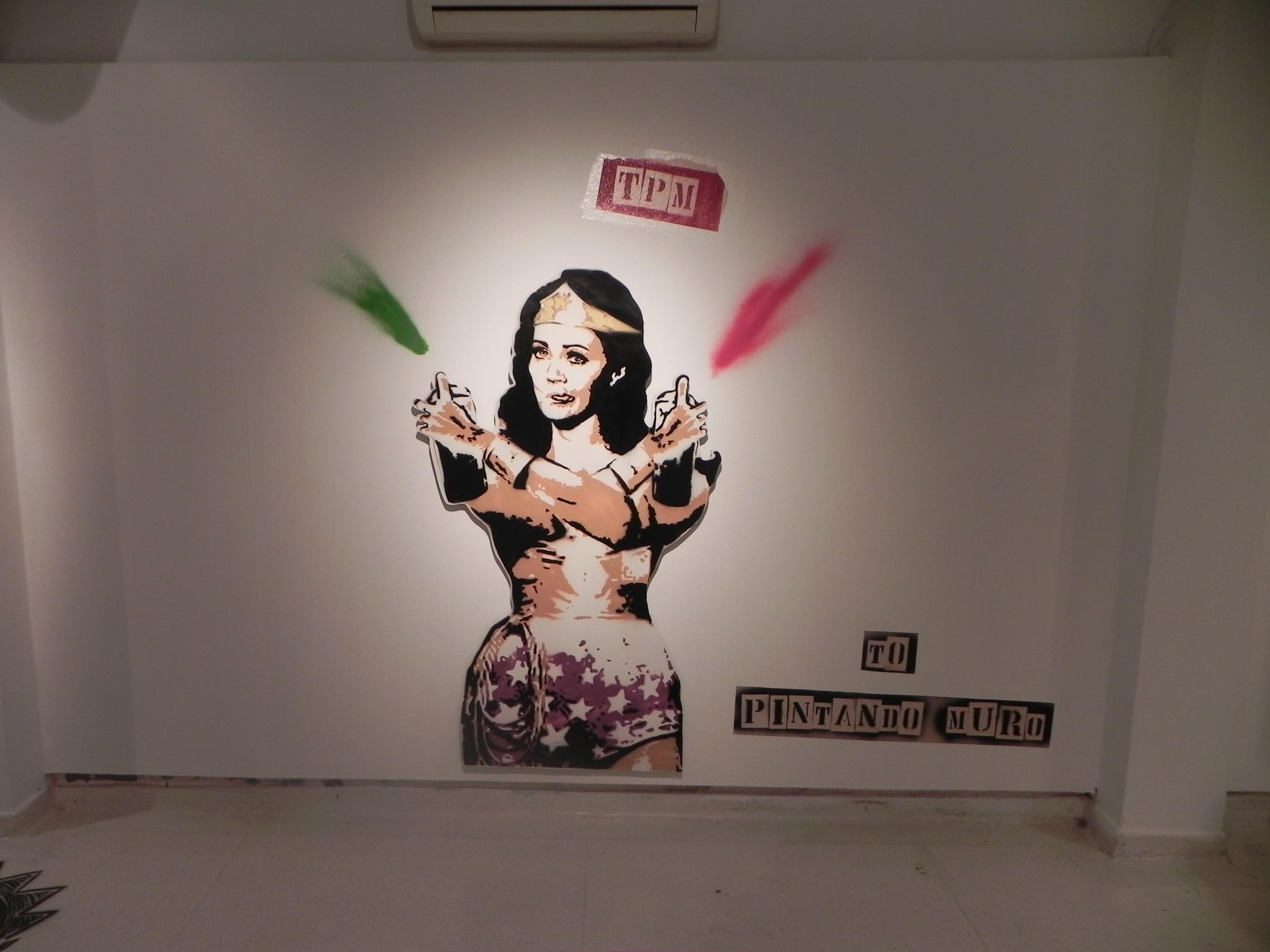 TPM Tô Pintando Muro