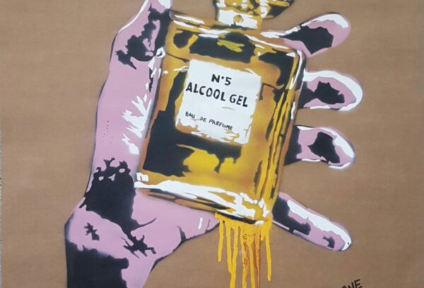 Álcool Gel n.5