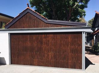 Garage Structural Steel