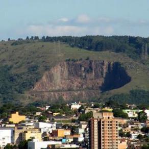 As origens do Morro Santana
