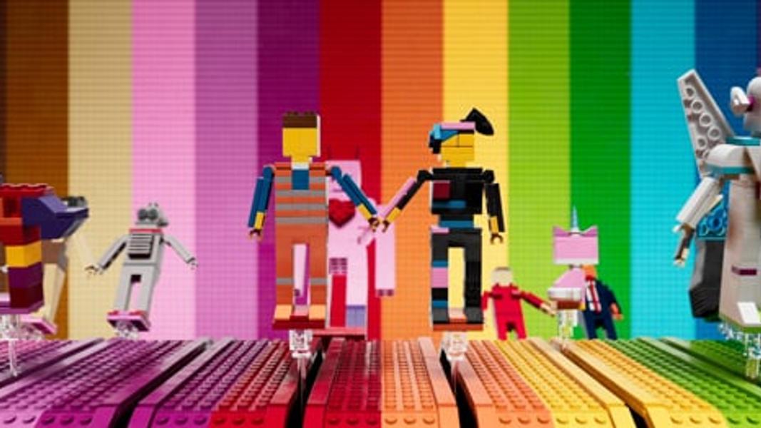 Lego 2 End Titles