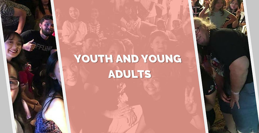 Youth and Young Adults - Bringing Cultures Together