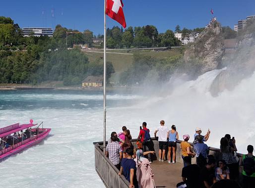 Switzerland - Rheinfall