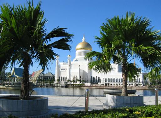 Brunei Darussalam - Visited in January 2004